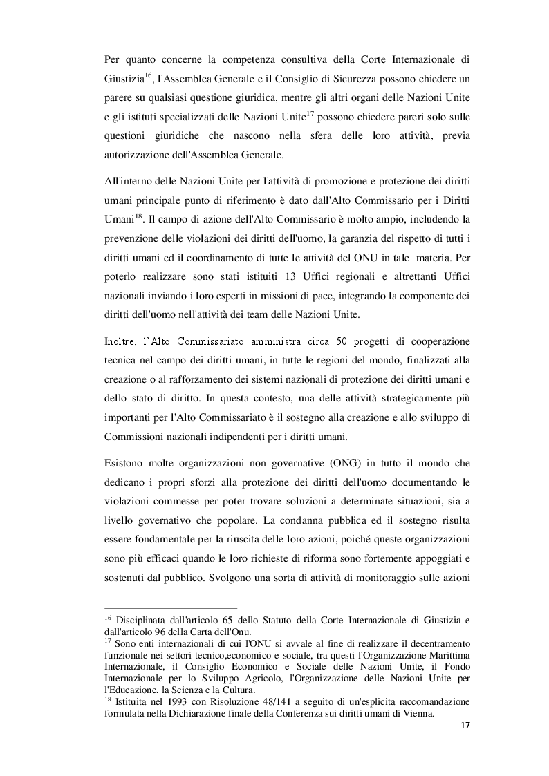 Anteprima della tesi: L'influenza del diritto dell'Unione Europea nel diritto del lavoro, Pagina 7
