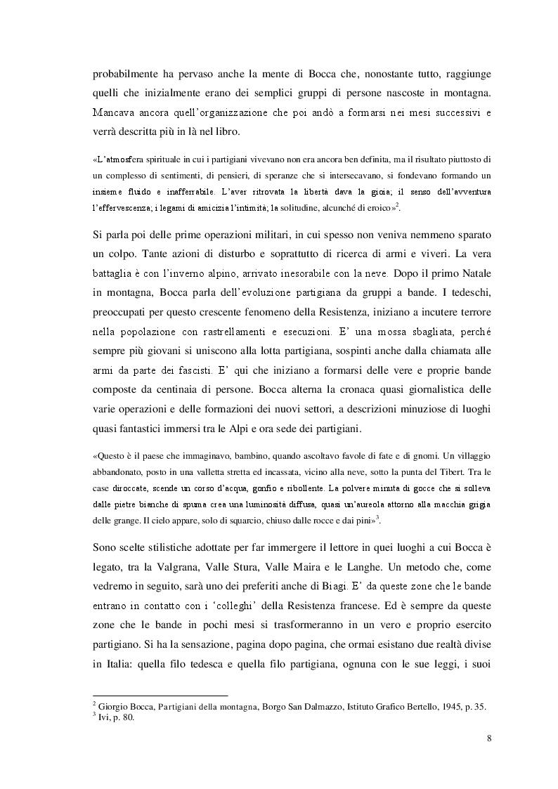Anteprima della tesi: Storia e giornalismo nella narrativa di Enzo Biagi, Pagina 5