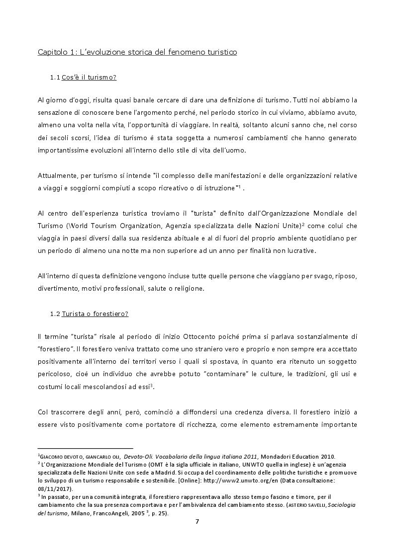 Anteprima della tesi: Le strategie linguistiche del turismo. Cadice: esempio di promozione turistica online. , Pagina 4