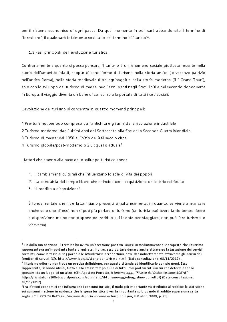 Anteprima della tesi: Le strategie linguistiche del turismo. Cadice: esempio di promozione turistica online. , Pagina 5