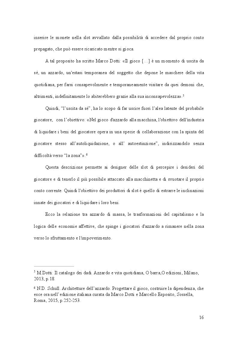 Anteprima della tesi: Gioco d'azzardo e conflitto istituzionale: il caso del Piemonte, Pagina 5