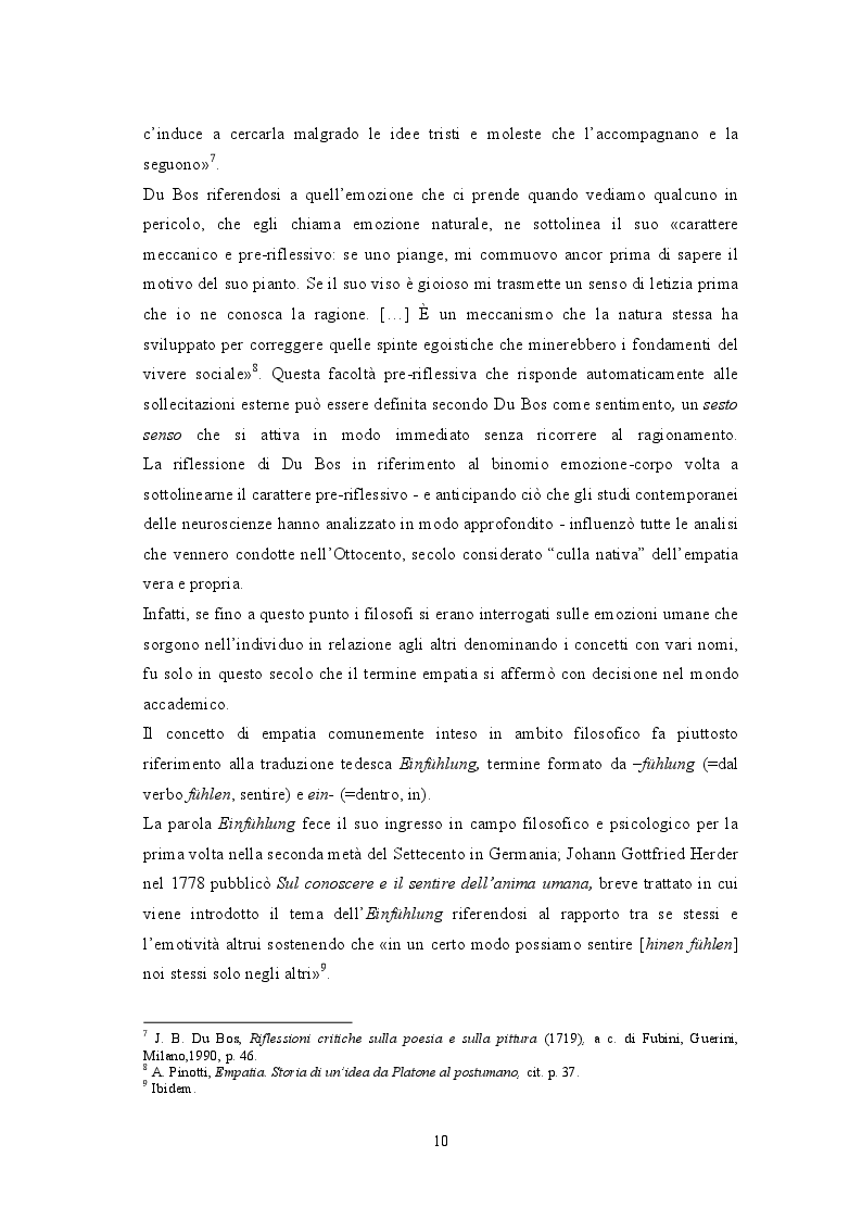 Anteprima della tesi: Attraverso lo schermo: le emozioni tra cinema e cervello, Pagina 7