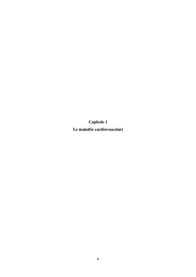 Anteprima della tesi: Il ruolo dell'Infermiere nella Riabilitazione Cardiologica, Pagina 4