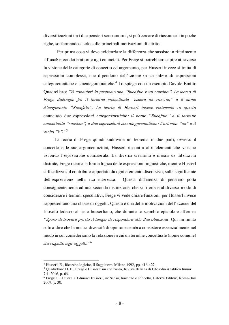 Anteprima della tesi: Il valore formativo della coscienza in Edmund Husserl , Pagina 7