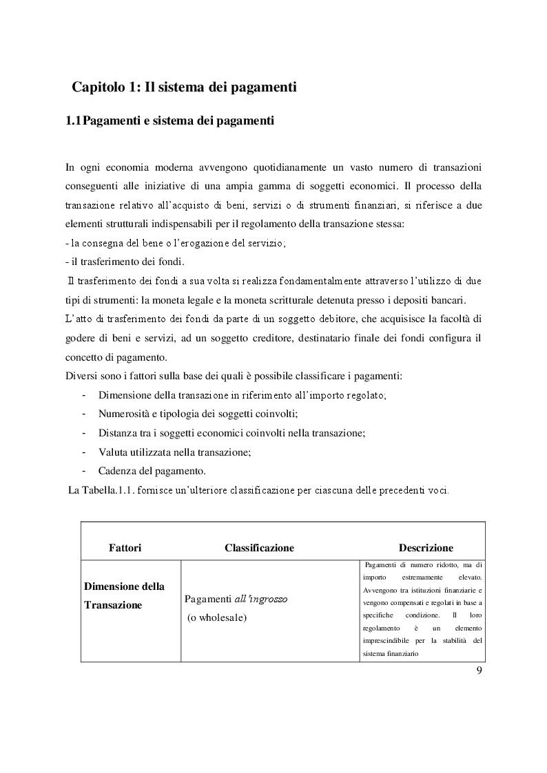 Anteprima della tesi: Open Banking e PSD2: sfide ed opportunità per le banche, Pagina 5
