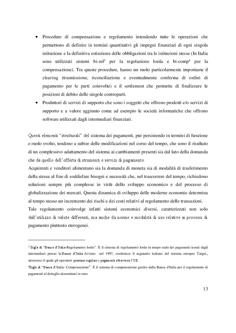Anteprima della tesi: Open Banking e PSD2: sfide ed opportunità per le banche, Pagina 9