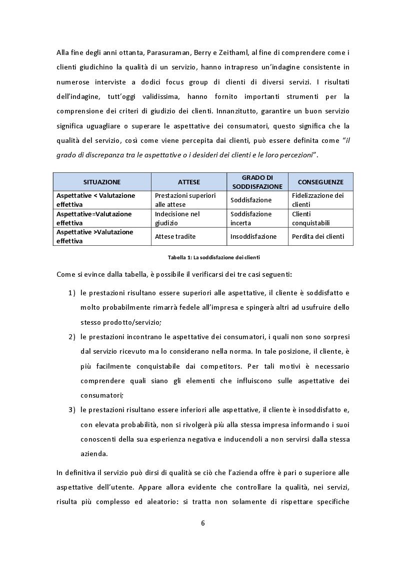 Estratto dalla tesi: Analisi e Applicazione dei requisiti normativi UNI EN 13816 ad un servizio di trasporto pubblico