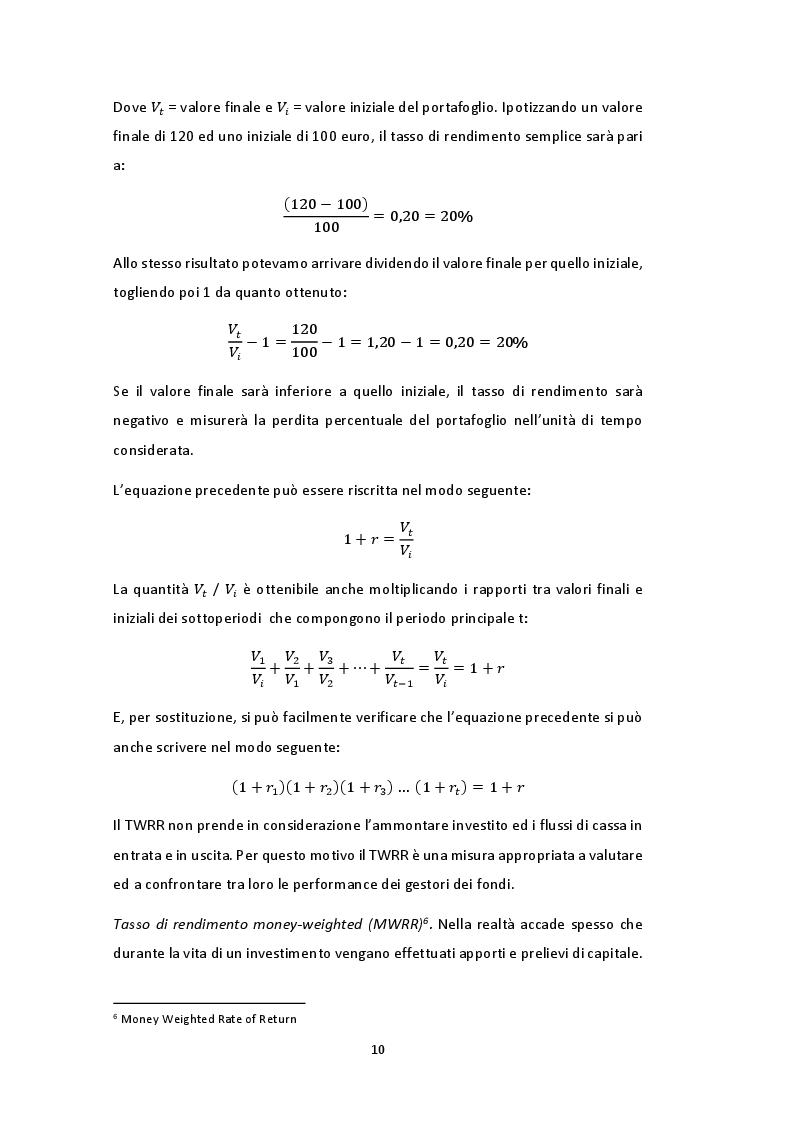 Anteprima della tesi: Gestione multiperiodale del portafoglio: una strategia di investimento basata sulla Cluster Analysis e su processi GARCH multivariati, Pagina 8