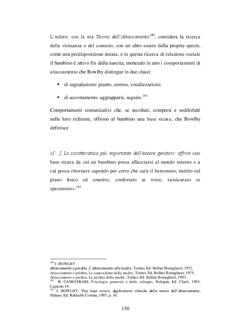 Anteprima della tesi: Il trattamento psicoeducativo nell'autismo: Denver Model e ABA a confronto, Pagina 9