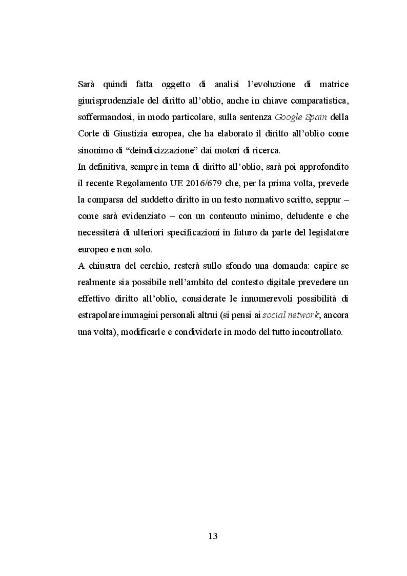 Anteprima della tesi: Le immagini ed il diritto d'autore sul web, Pagina 8
