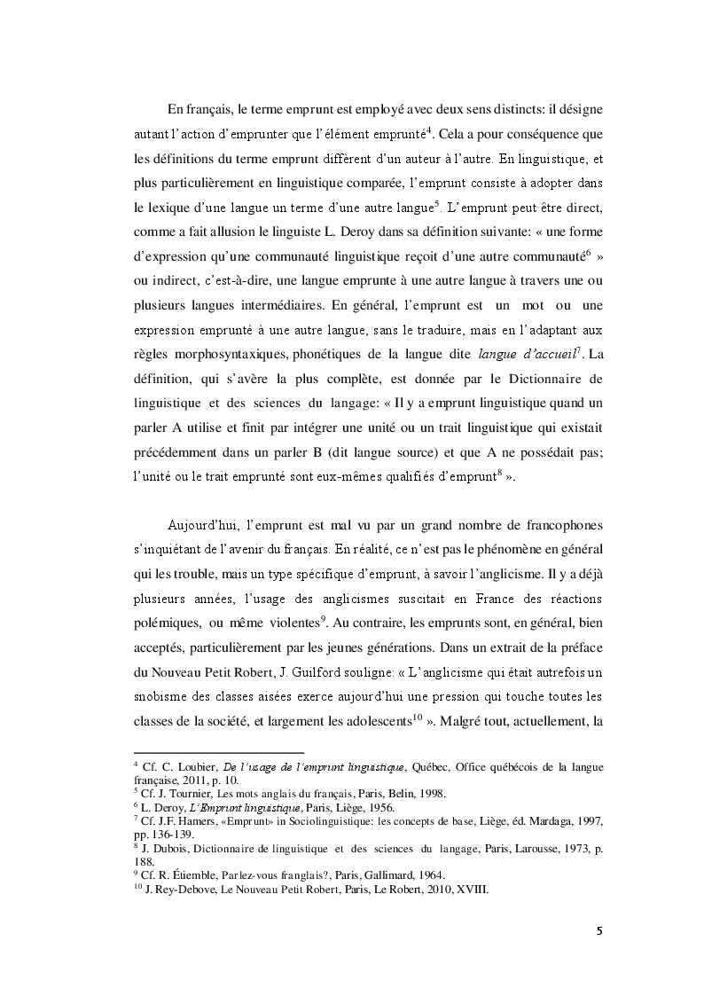 Anteprima della tesi: Do you speak Macron? À propos des anglicismes du president francais, Pagina 6