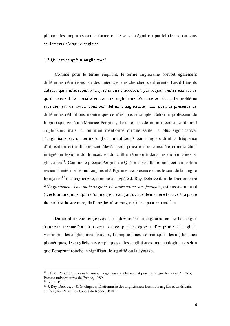Anteprima della tesi: Do you speak Macron? À propos des anglicismes du president francais, Pagina 7