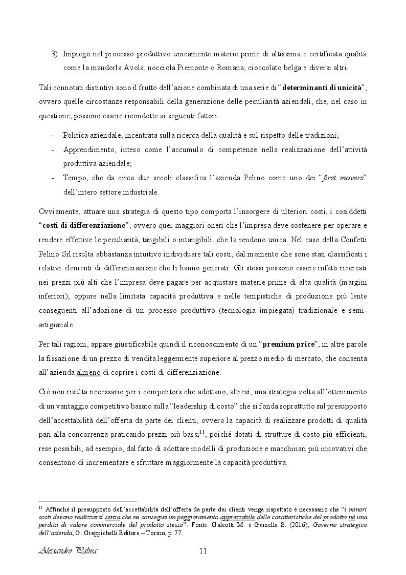 Anteprima della tesi: Analisi di fattibilità riguardante il processo d'internazionalizzazione di una PMI Italiana: il caso Confetti Pelino S.r.l., Pagina 3