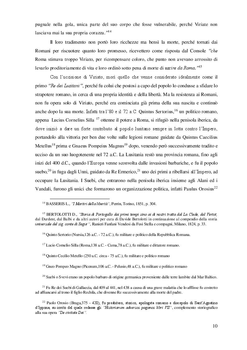 Anteprima della tesi: L'Impero del Brasile: una Monarchia americana, Pagina 7