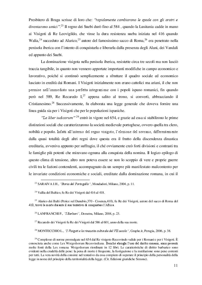 Anteprima della tesi: L'Impero del Brasile: una Monarchia americana, Pagina 8