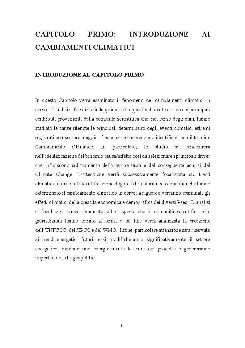 Anteprima della tesi: Cap and Trade e Carbon Taxes: analisi empirica e sviluppi futuri, Pagina 4