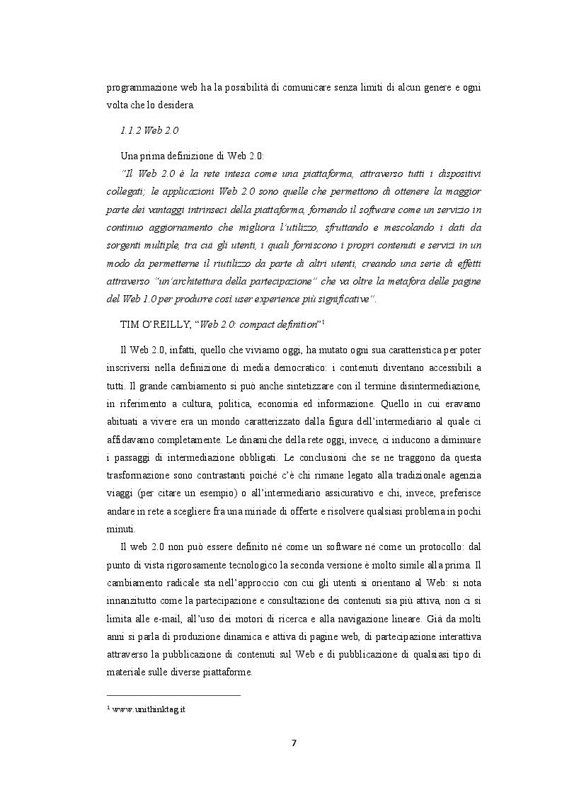 Anteprima della tesi: Crowdfunding. La finanza social al servizio della produzione culturale, Pagina 5
