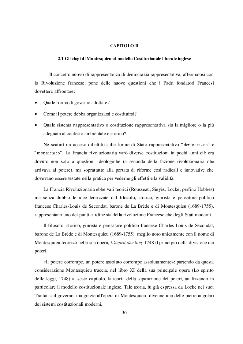 Anteprima della tesi: La rappresentanza politica dal medioevo all'età moderna, Pagina 2