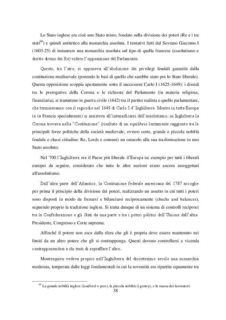 Anteprima della tesi: La rappresentanza politica dal medioevo all'età moderna, Pagina 4