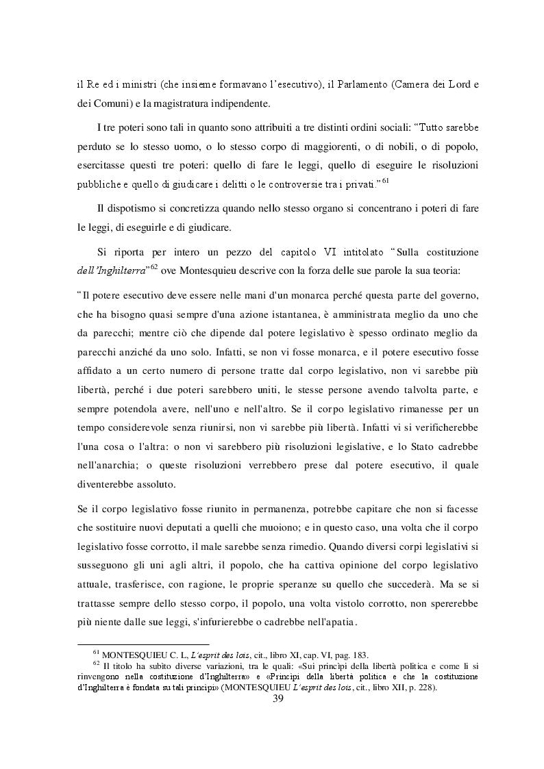 Anteprima della tesi: La rappresentanza politica dal medioevo all'età moderna, Pagina 5