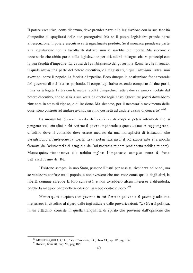 Anteprima della tesi: La rappresentanza politica dal medioevo all'età moderna, Pagina 6