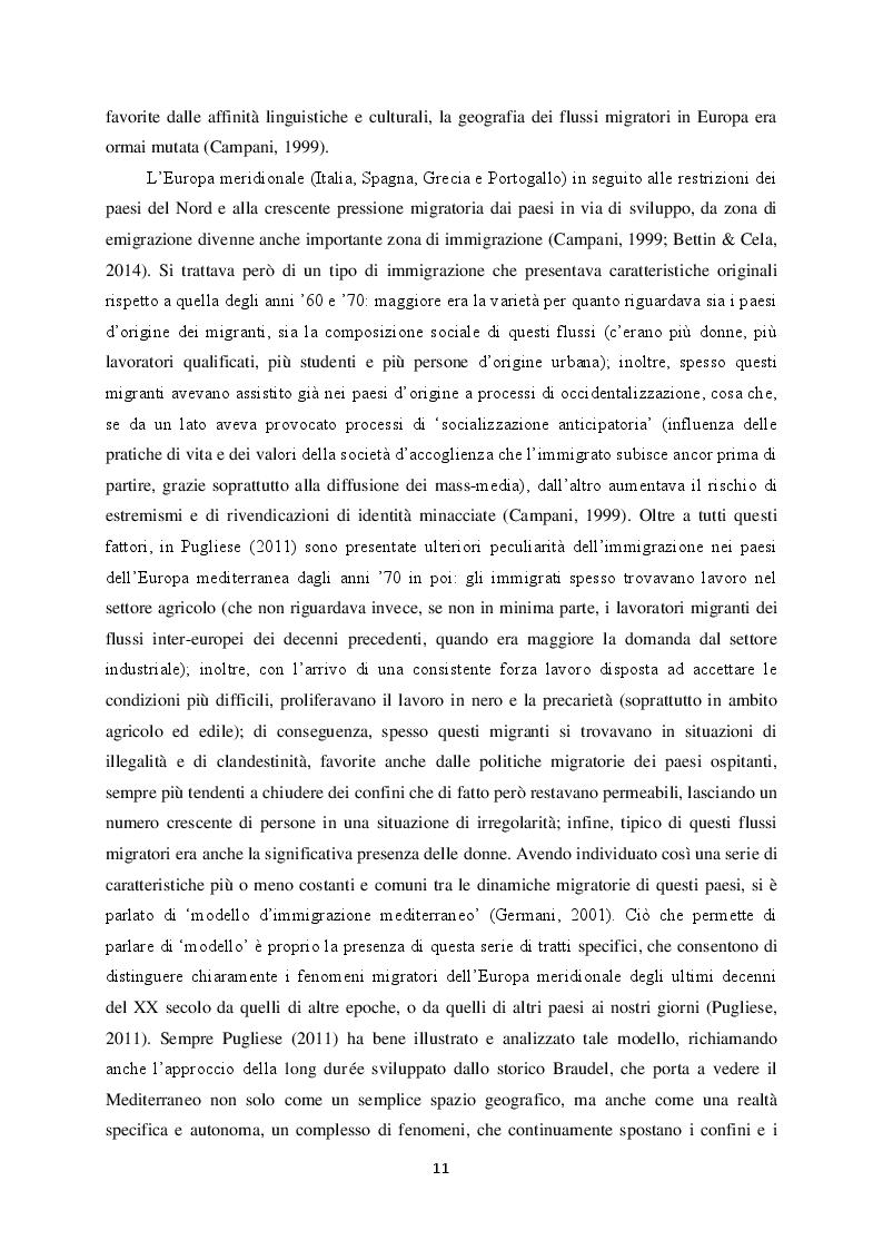 Anteprima della tesi: Il multilinguismo europeo: la risposta delle scuole e le politiche linguistiche, Pagina 7