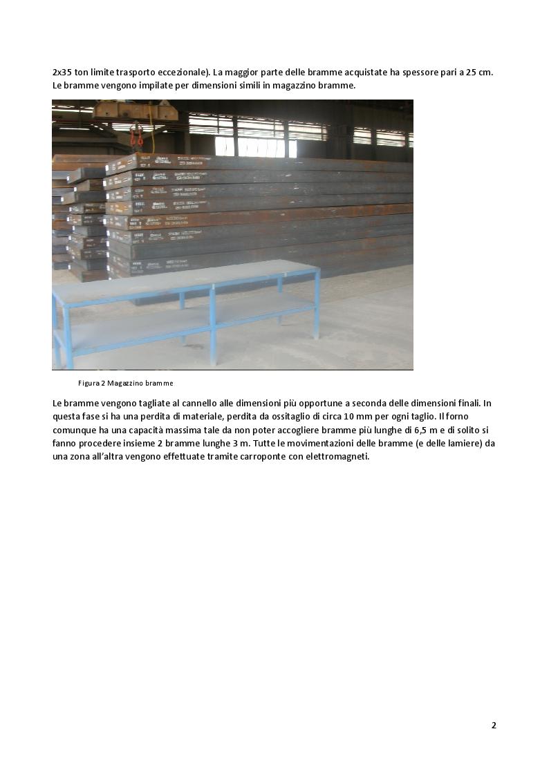 Anteprima della tesi: Studio e correlazione tra metodi di laminazione, proprietà intrinseche dei metalli e  risultati dei test meccanici, Pagina 3