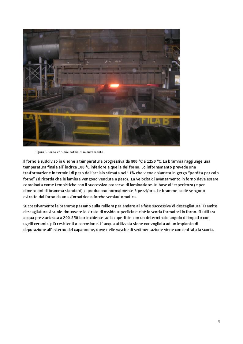 Anteprima della tesi: Studio e correlazione tra metodi di laminazione, proprietà intrinseche dei metalli e  risultati dei test meccanici, Pagina 5