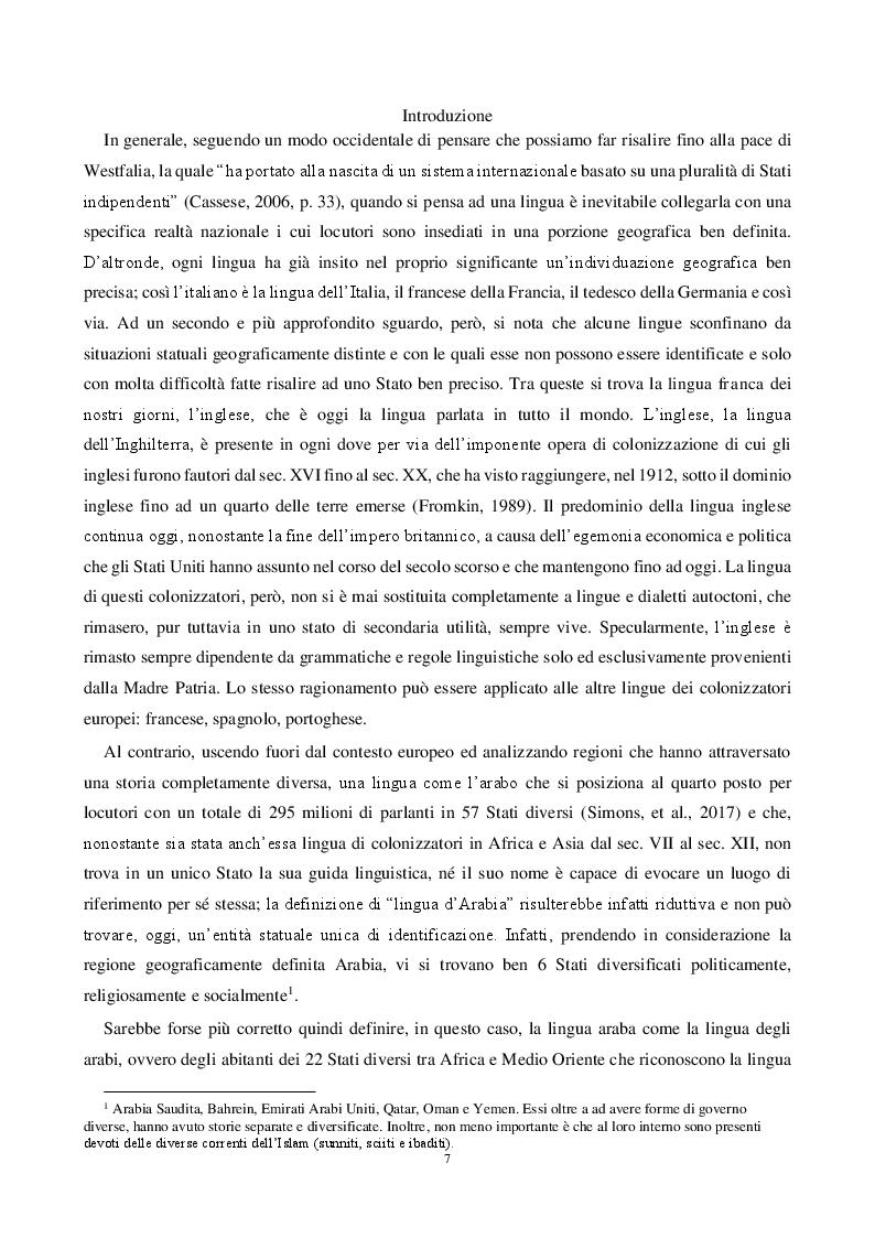 Anteprima della tesi: Storia e Sviluppo dello Stato in Medio Oriente: Dal Colonialismo al Ritorno del Califfato, Pagina 2