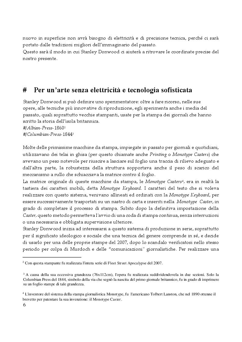 Anteprima della tesi: Stanley Donwood - Tecniche e Metodi, Pagina 4