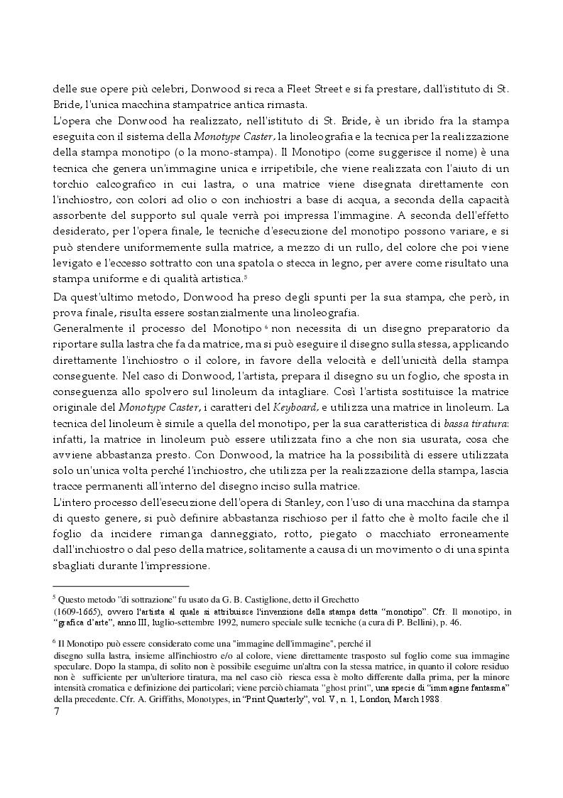Anteprima della tesi: Stanley Donwood - Tecniche e Metodi, Pagina 5