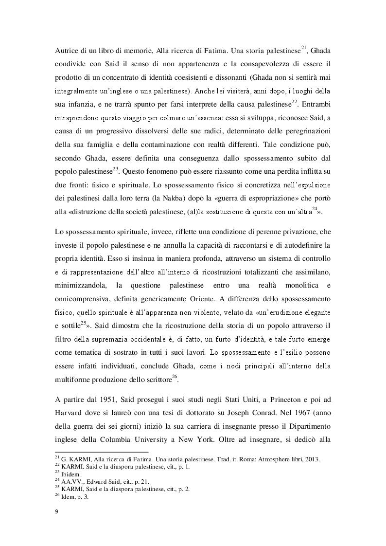 Estratto dalla tesi: L'Orientalismo nella costruzione dell'identità e dell'alterità nell'arte coloniale italiana