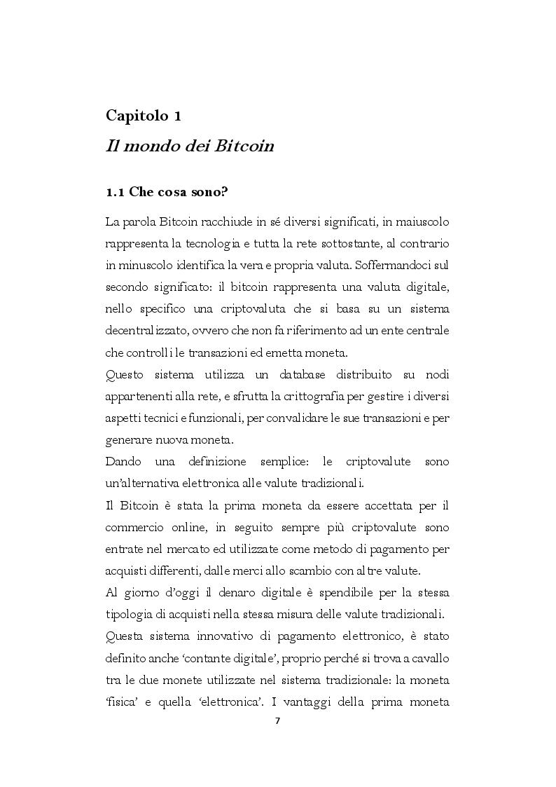 Anteprima della tesi: L'utilizzo di Bitcoin nel riciclaggio di denaro sporco: un'analisi empirica sulle segnalazioni UIF, Pagina 4