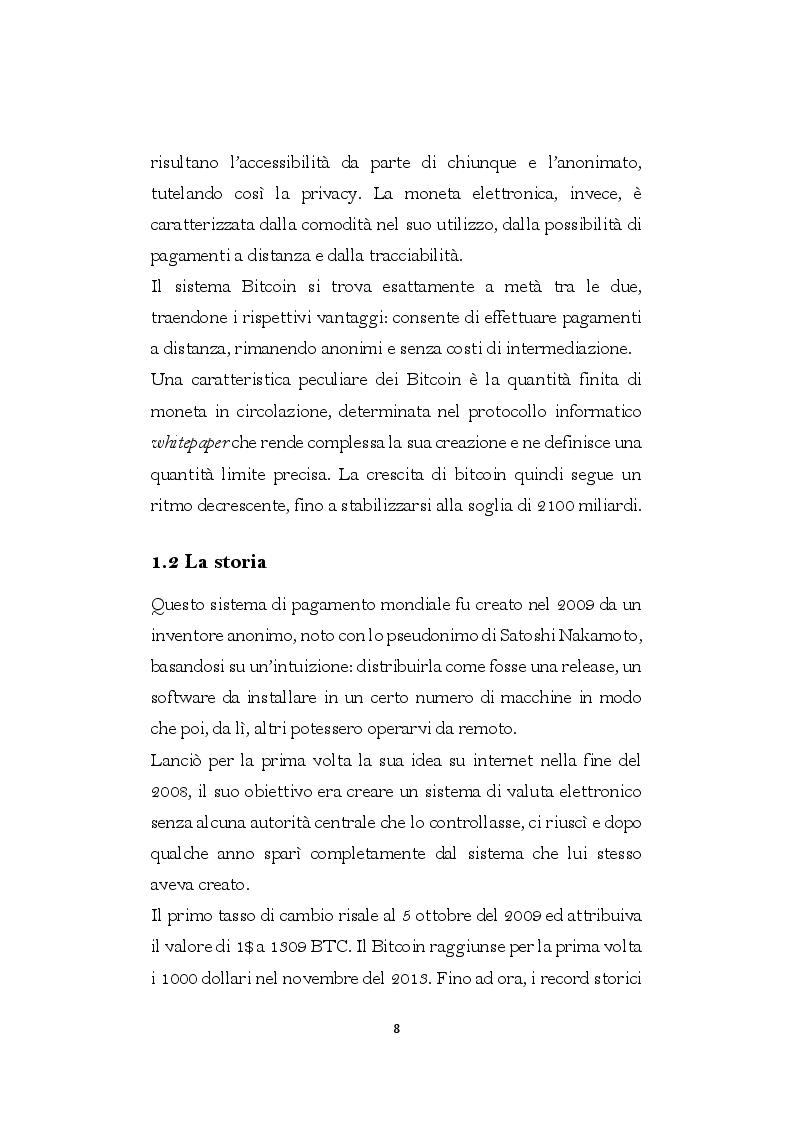 Anteprima della tesi: L'utilizzo di Bitcoin nel riciclaggio di denaro sporco: un'analisi empirica sulle segnalazioni UIF, Pagina 5