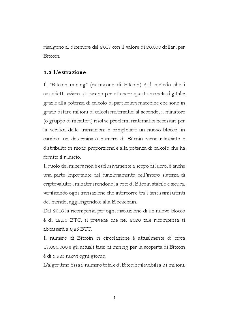 Anteprima della tesi: L'utilizzo di Bitcoin nel riciclaggio di denaro sporco: un'analisi empirica sulle segnalazioni UIF, Pagina 6