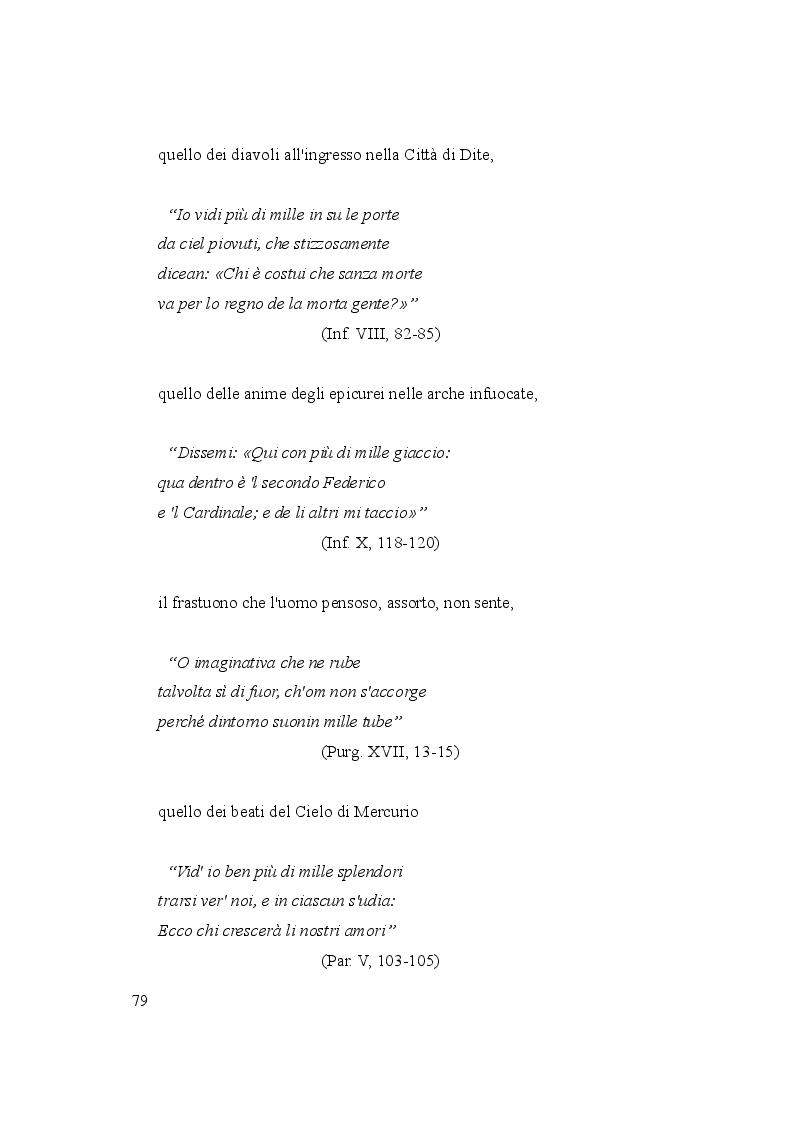 Anteprima della tesi: Le due culture: scienza e letteratura nella Commedia, Pagina 4