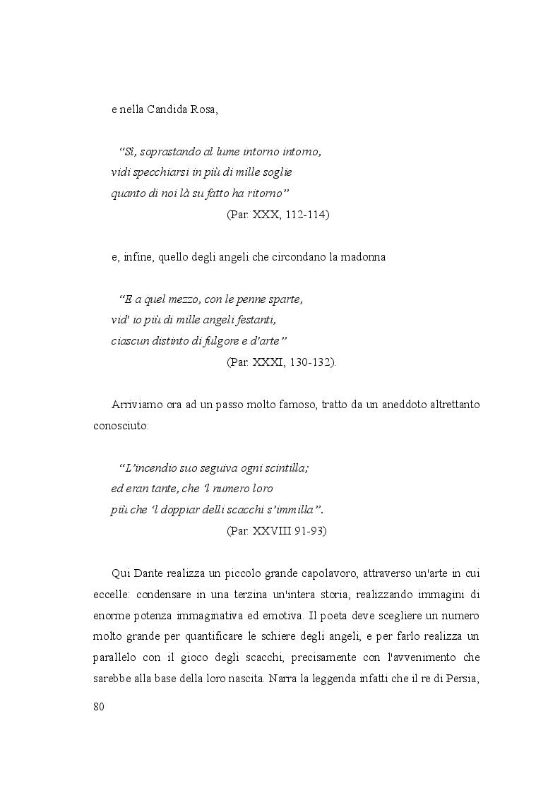 Anteprima della tesi: Le due culture: scienza e letteratura nella Commedia, Pagina 5
