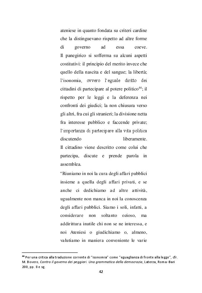 Anteprima della tesi: Cittadinanza e l'educazione del cittadino, Pagina 3
