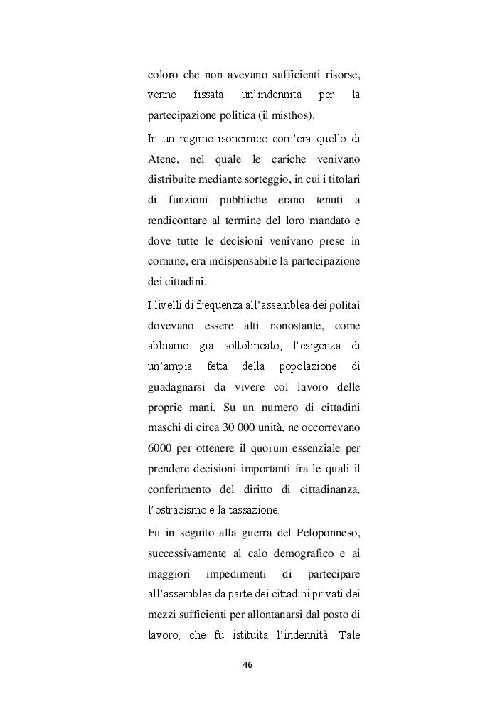 Anteprima della tesi: Cittadinanza e l'educazione del cittadino, Pagina 7
