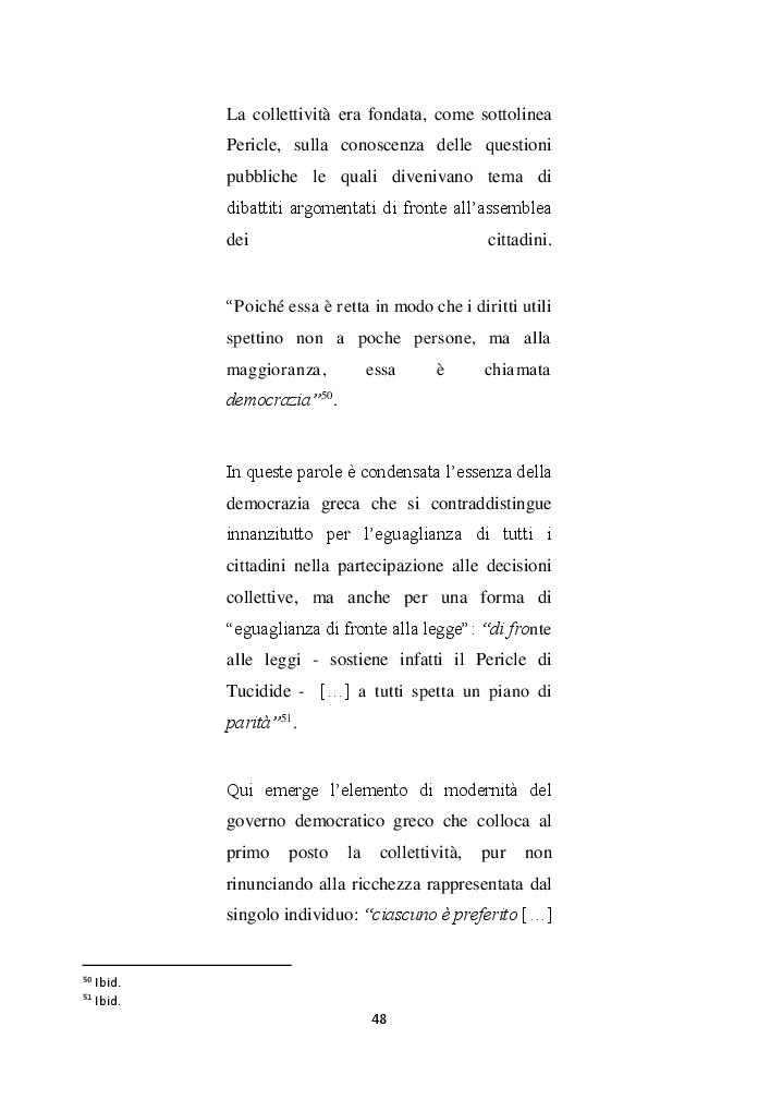 Anteprima della tesi: Cittadinanza e l'educazione del cittadino, Pagina 9