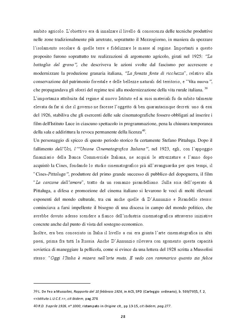 Anteprima della tesi: La politica fascista tra rivoluzione e ricerca del consenso: uno sguardo d'insieme e il caso del territorio livornese, Pagina 3