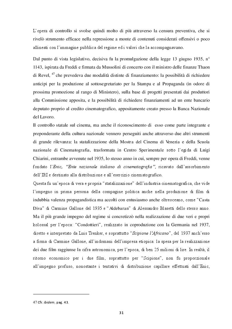 Anteprima della tesi: La politica fascista tra rivoluzione e ricerca del consenso: uno sguardo d'insieme e il caso del territorio livornese, Pagina 6