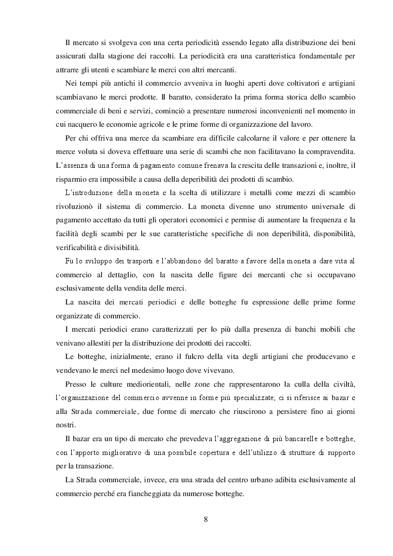 Anteprima della tesi: I Centri Commerciali e la Responsabilità Sociale: La Collaborazione dei diversi Stakeholder per la promozione del benessere collettivo, Pagina 6