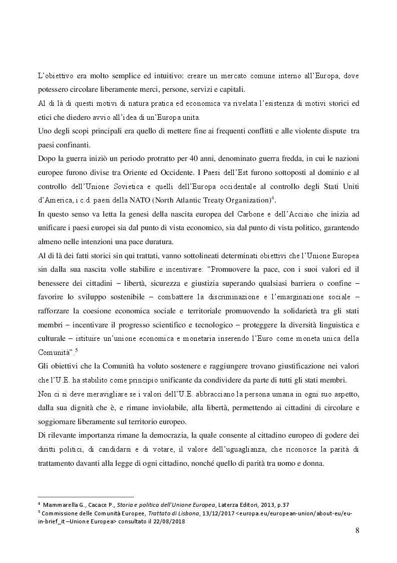 Anteprima della tesi: I Millenials Erasmus: l'innovazione sociale passa attraverso il digitale, Pagina 6
