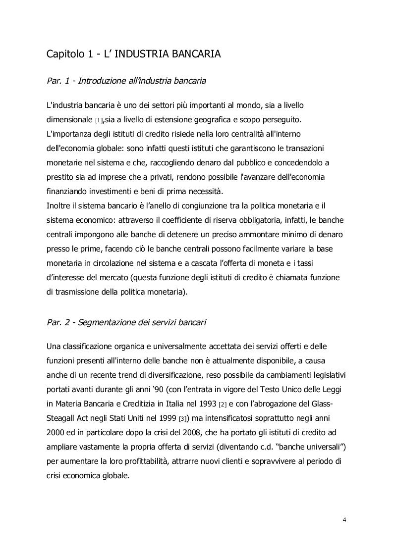 Anteprima della tesi: Intelligenza Artificiale nell'industria bancaria: applicazioni attuali e prospettive future, Pagina 4