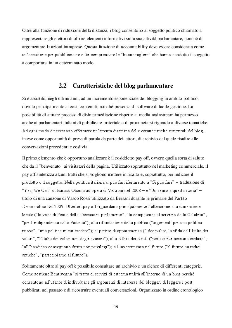 Anteprima della tesi: La comunicazione politica nell'era del web 2.0, Pagina 4