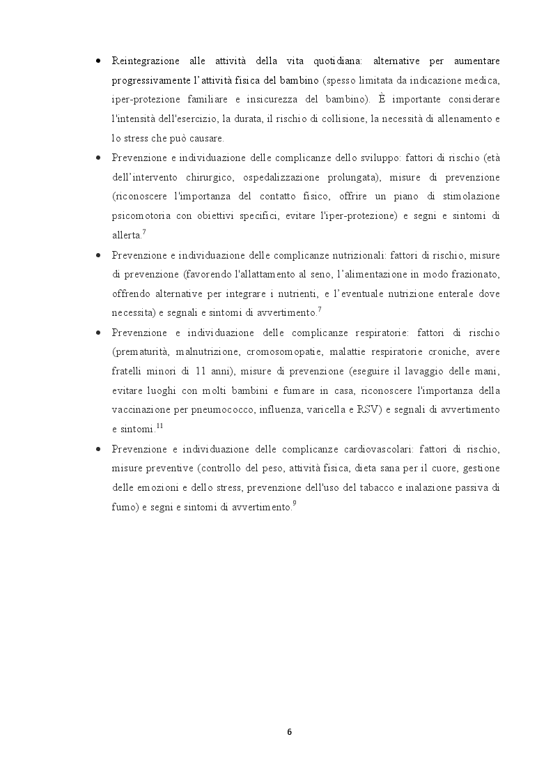 Anteprima della tesi: Bambino Cardiopatico: proposta di una guida a sostegno dei genitori dalla diagnosi alla cura, Pagina 4