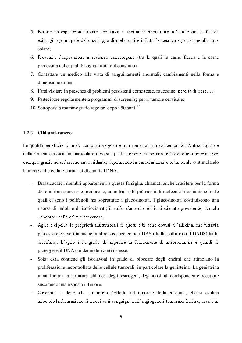 Anteprima della tesi: Valutazione dell'attività biologica di digeriti di carne rossa processata su linee cellulari intestinali umane, Pagina 6