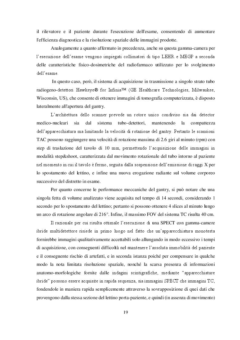 Anteprima della tesi: Imaging medico-nucleare con analoghi della somatostatina radiomarcati: Analisi comparativa degli aspetti tecnici, Pagina 4