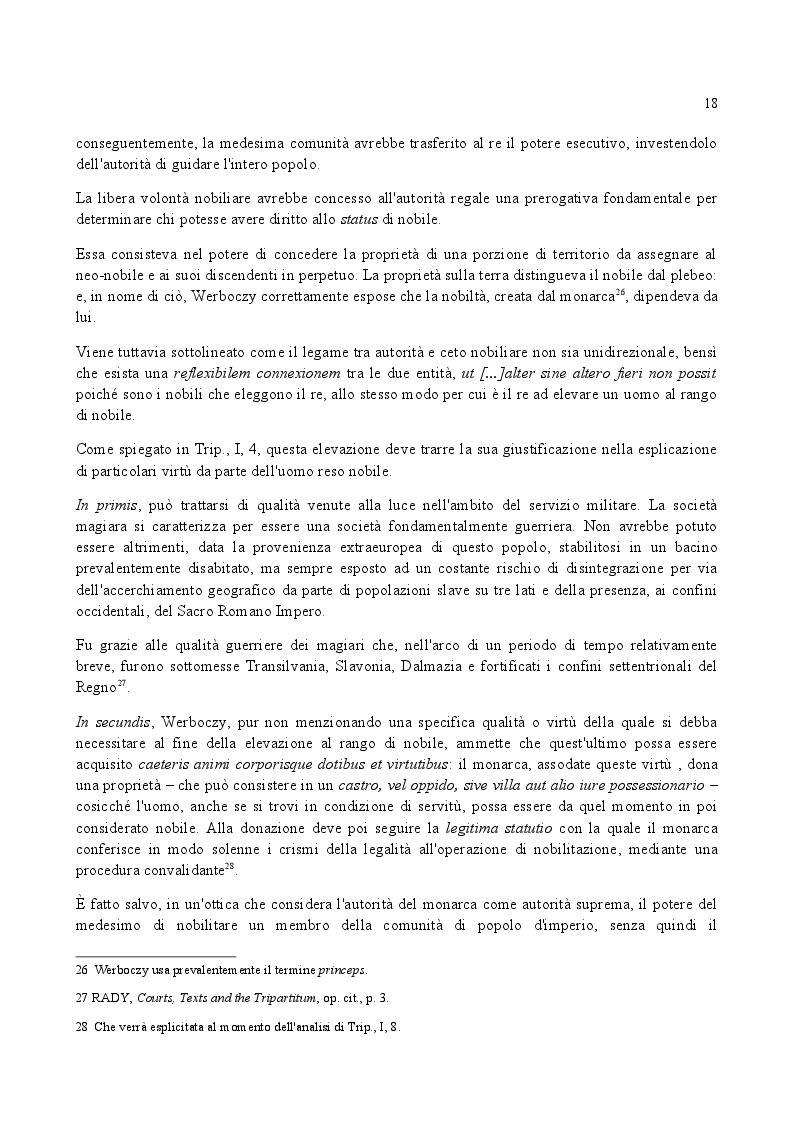 Anteprima della tesi: Famiglia e Successioni in Ungheria tra tardo Medioevo e prima Età moderna: il Tripartitum di Istvan Werboczy (1517), Pagina 11